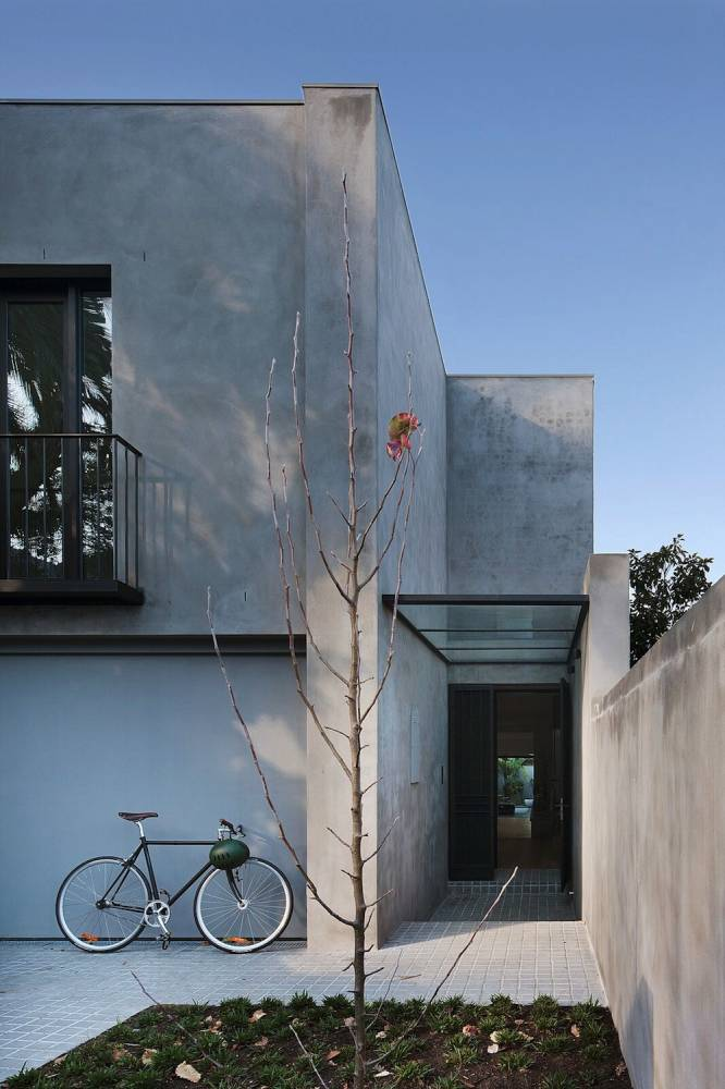 Robson Rak Architects – Courtyard House